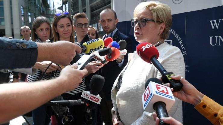 """""""Sąd Najwyższy boi się dwuwładzy"""". Nie wiadomo kto zastąpi I prezes Małgorzatę Gersdorf"""