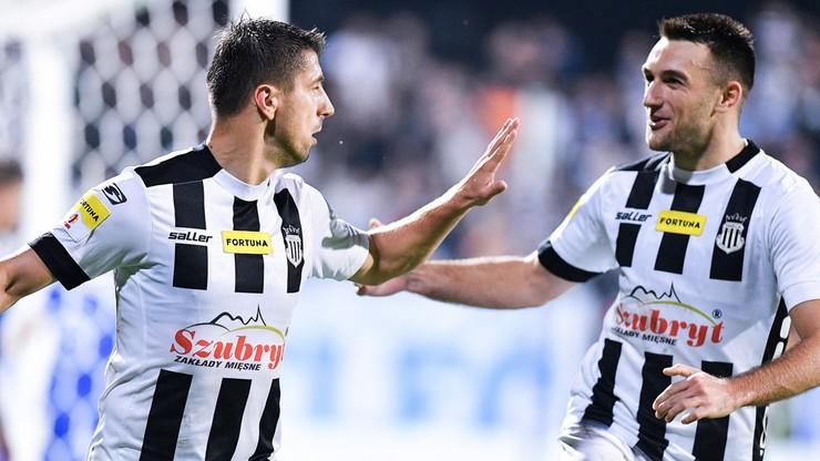 Fortuna 1 Liga: Podbeskidzie Bielsko-Biała - Sandecja Nowy Sącz. Transmisja w Polsacie Sport