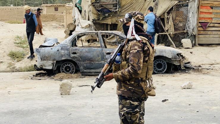 Afganistan. Państwo Islamskie przyznało się do poniedziałkowego ostrzału lotniska w Kabulu
