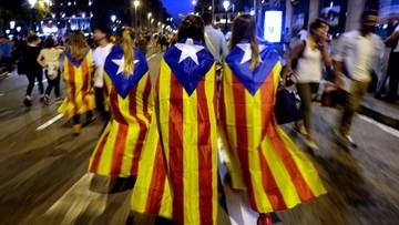 """Coraz więcej firm rozważa opuszczenie Katalonii. Uruchomiono """"ekonomiczny sztab kryzysowy"""""""
