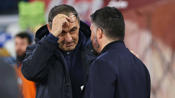 Maurizio Sarri ponownie trenerem Arkadiusza Milika?