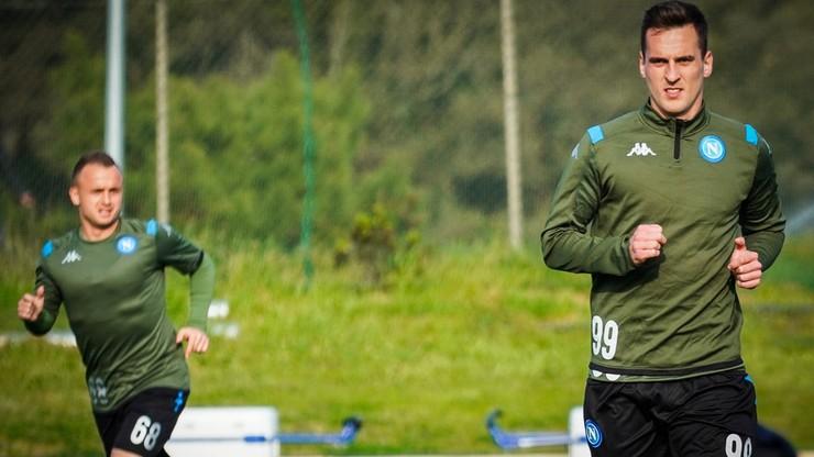 """Jaka przyszłość czeka Milika? """"Oby nie poszedł do Schalke. Byłoby super, gdyby trafił do Juventusu"""""""