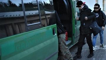 Mróz, nielegalni imigranci i niedźwiedź. Dynamiczna akcja Straży Granicznej w Bieszczadach
