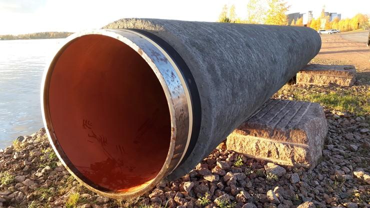Nord Stream 2 może zmienić trasę gazociągu