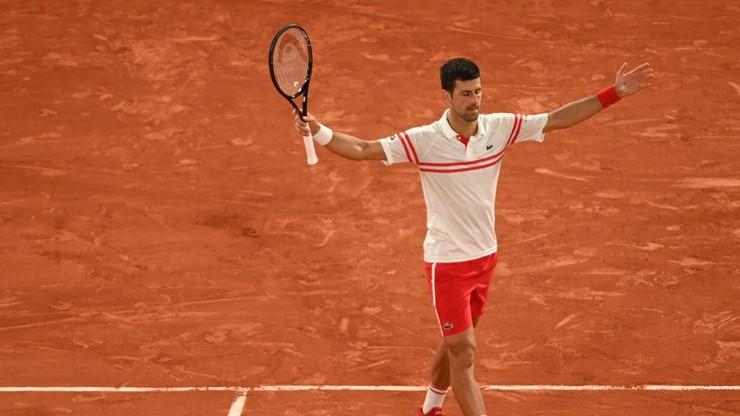Roland Garros: Djoković w finale! Król Paryża pokonany! (WIDEO)