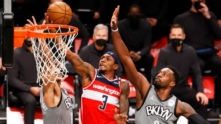 NBA: Bradley Beal zdobył 60 punktów, ale jego drużyna przegrała