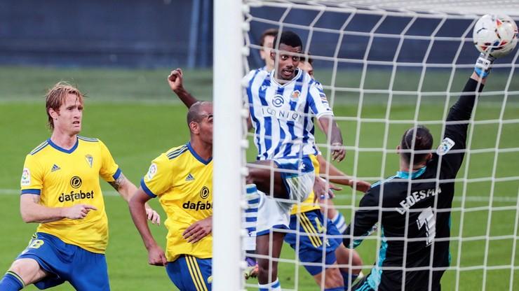 La Liga: Lider z San Sebastian nie zwalnia tempa