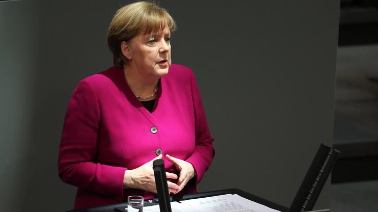 Merkel: islam jest częścią Niemiec; nie powtórzy się wielki napływ migrantów