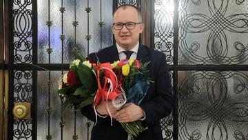 Ostatnie wystąpienie Adama Bodnara w Sejmie
