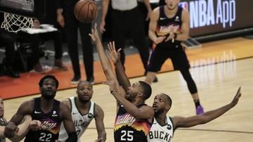 NBA: Milwaukee Bucks wyrównali stan rywalizacji w finale