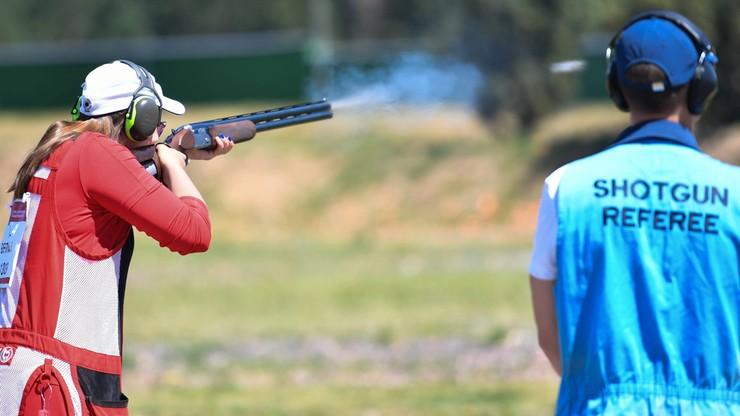 Igrzyska Europejskie 2019: Para strzelców Kowalczyk-Bernal na 11. miejscu w trapie