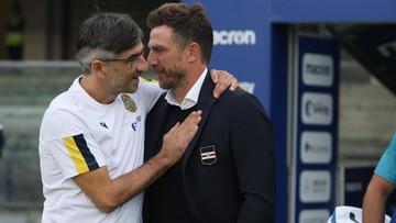 Serie A: Eusebio Di Francesco trenerem Pawła Dawidowicza w Hellas Werona