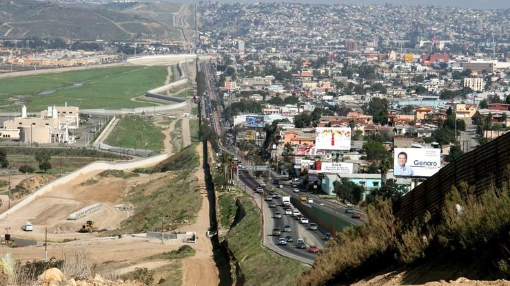 Gubernator Kalifornii wyśle 400 żołnierzy na granicę z Meksykiem