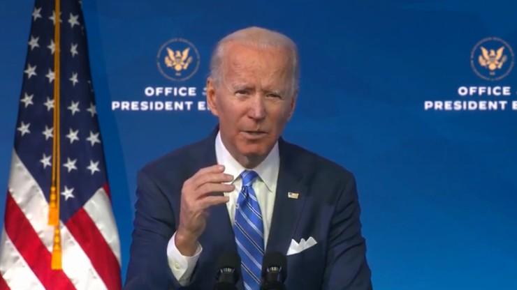 USA: co zrobi Joe Biden w pierwszych dniach urzędowania?