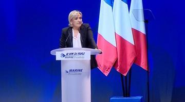 Le Pen: jeśli wygram, podejmę współpracę z Kaczyńskim w demontażu Unii