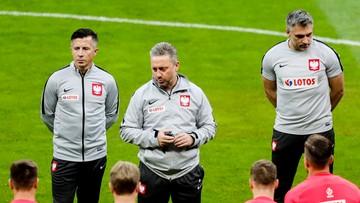 Cały sztab reprezentacji Polski odwołany