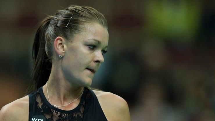WTA w Seulu: Porażka Radwańskiej w drugiej rundzie