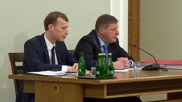 Parafianowicz przed komisją ds. VAT: nie zaniechaliśmy walki z wyłudzeniami