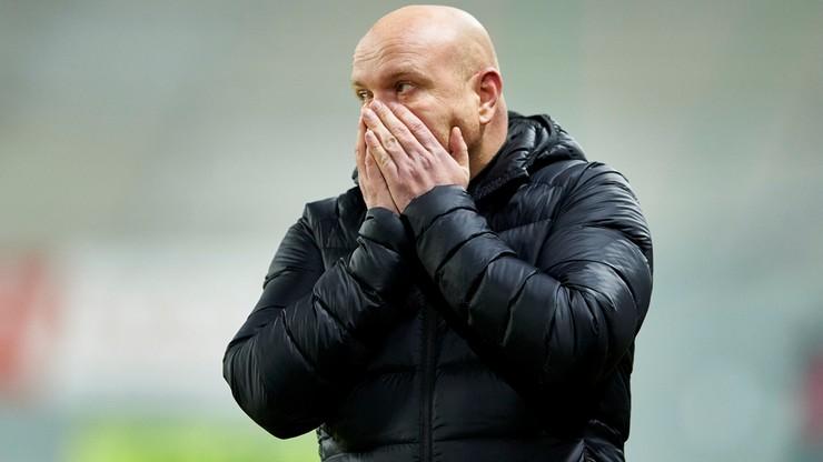Fortuna 1 Liga: Trener Korony: Ten mecz to jeden wielki kabaret