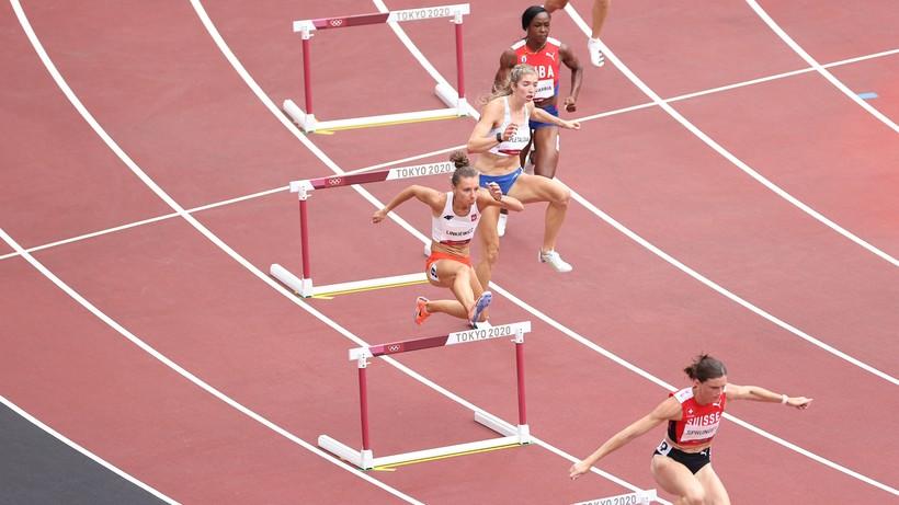 Tokio 2020: Joanna Linkiewicz nie awansowała do finału na 400 m ppł
