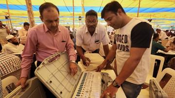 Przedostatnia runda maratonu wyborczego w Indiach