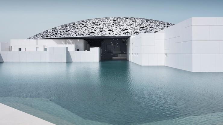 Francuski Luwr otwiera swoją siedzibę w Abu Dhabi