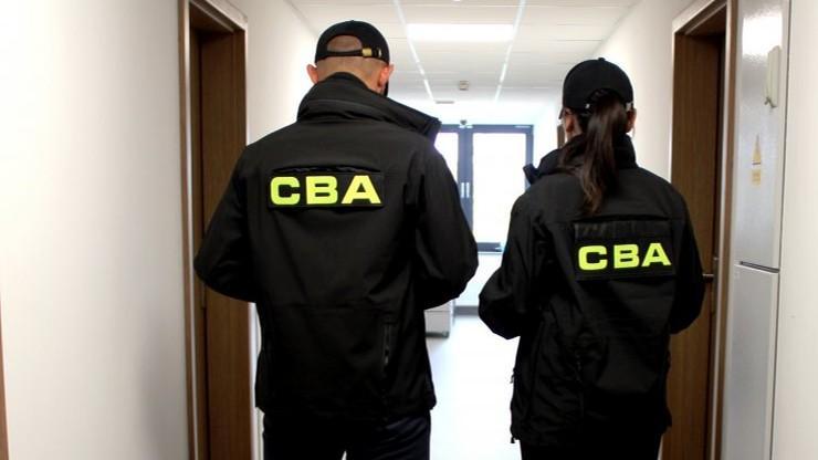 Afera melioracyjna. Funkcjonariusze CBA przeszukali dziewięć lokalizacji w tym siedzibę PZPN