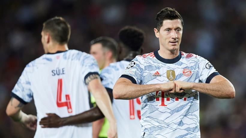 Barcelona - Bayern Monachium. Robert Lewandowski: Wiedzieliśmy, co mamy robić, żeby wygrać