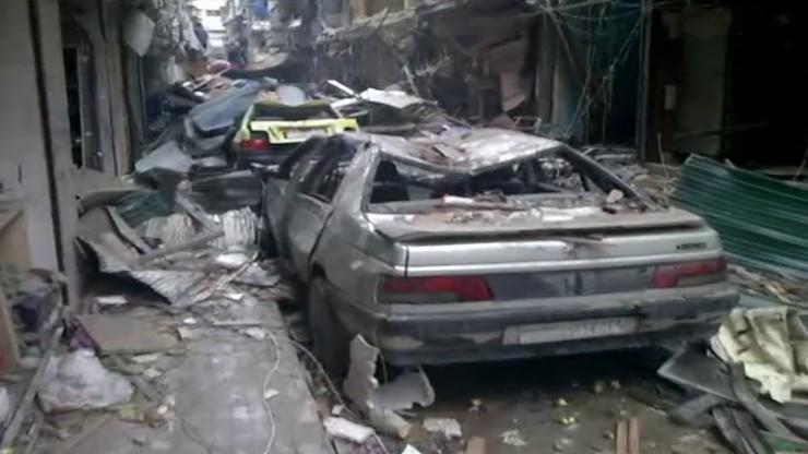 List z oblężonego miasta. Aleppo błaga o pomoc