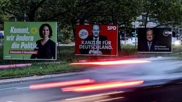 Wybory w Niemczech. Milionerzy uciekają z pieniędzmi do Szwajcarii