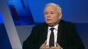 Kaczyński o TK: przez 8 lat wybierano sędziów tylko jednej opcji politycznej