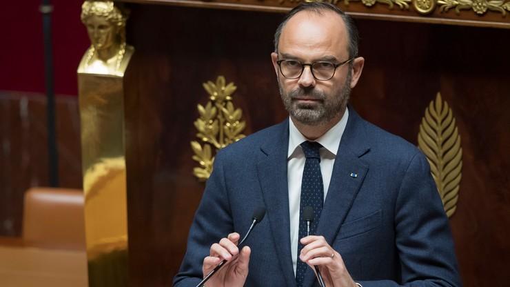 Francuski premier: nie będzie wzrostu akcyzy, jeśli nie znajdziemy rozwiązań
