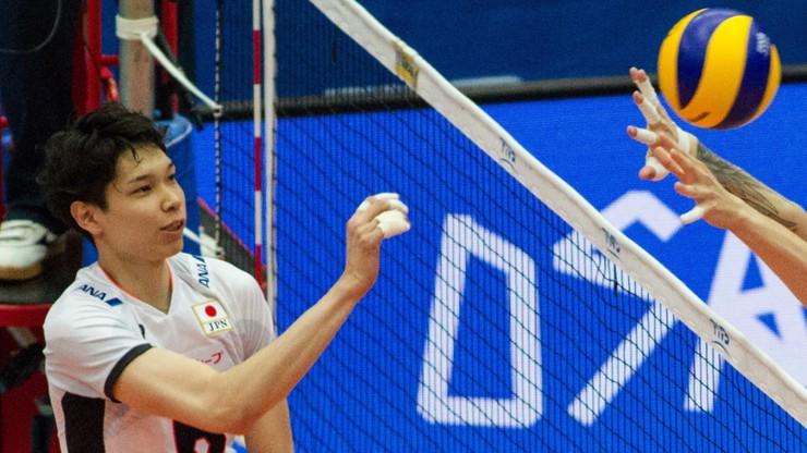 Liga Narodów: Zwycięstwo Japonii na zakończenie turnieju w Osace