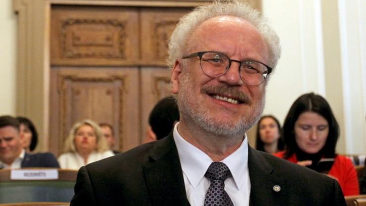 Sędzia unijnego Trybunału Sprawiedliwości wybrany na prezydenta Łotwy