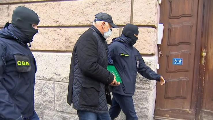 Zażalenie na brak aresztu dla Ryszarda Krauze. Jest decyzja sądu