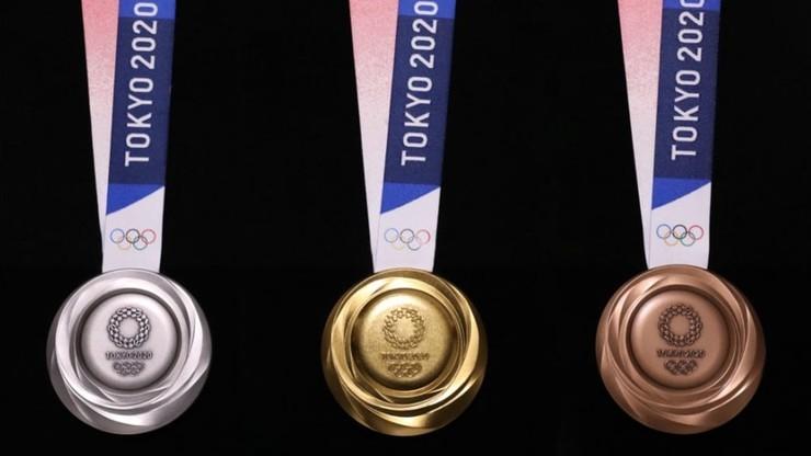Tokio 2020. Duży awans Polski w klasyfikacji medalowej igrzysk
