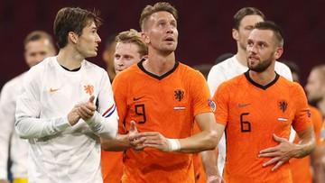 Euro 2020: De Jong nie zagra w fazie pucharowej