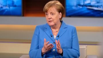 Merkel: UE podejmie działania przeciwko cłom USA na stal i aluminium