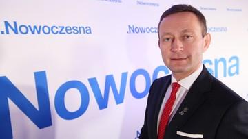 Rabiej kandydatem Nowoczesnej w wyborach na prezydenta Warszawy