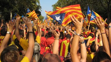 Separatyści z Katalonii ułaskawieni