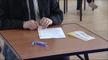 Egzaminem z języka polskiego rozpoczęły się matury