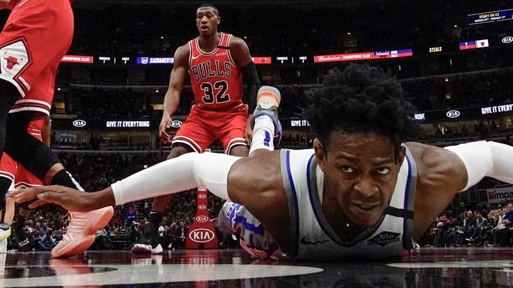 NBA: De'Aaron Fox może zarobić do 200 mln USD w Sacramento Kings