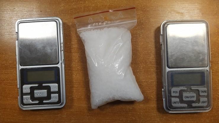 Policja znalazła w pokoju 13-latka narkotyki