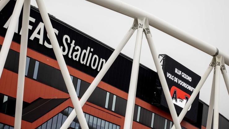 Liga Europy: Kłopoty AZ Alkmaar. Trzynastu piłkarzy ma koronawirusa