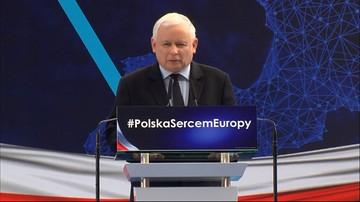 """""""Trzeba walczyć. Trzeba »gryźć trawę« i zwyciężyć"""". Kaczyński na konwencji regionalnej PiS"""