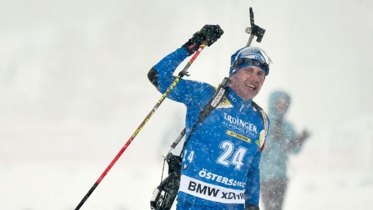 MŚ w biathlonie: Włoski dzień w Oestersund! Triumf Windischa, Boe bez medalu