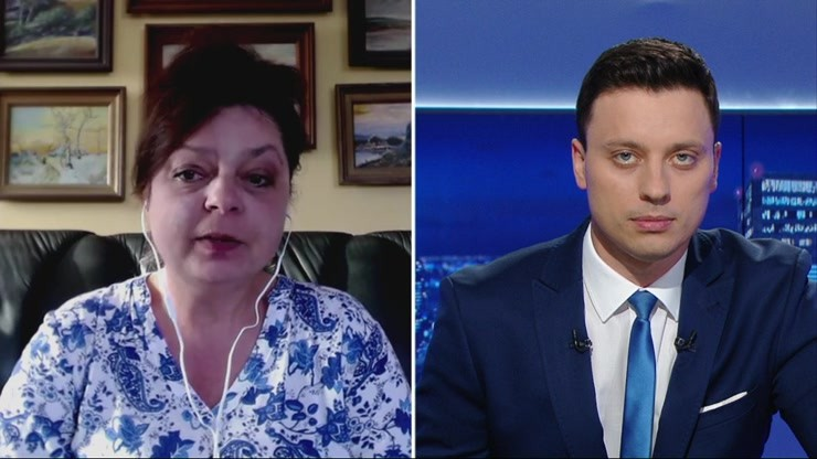 Prof. Agnieszka Szuster-Ciesielska: wariant Delta atakuje przede wszystkim osoby niezaszczepione