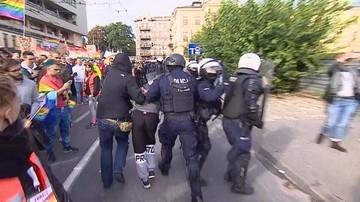 """Zakończył się Marsz Równości w Lublinie. """"Pokazaliście, że to miasto jest wolne od faszyzmu"""""""