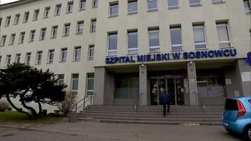 Kontrola NFZ w sosnowieckim szpitalu po śmierci pacjenta w izbie przyjęć