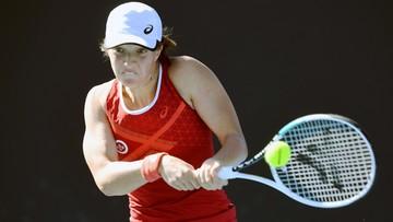 Australian Open: Iga Świątek poznała pierwszą rywalkę